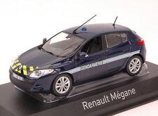 Renault Megane 2012 Gendarmerie 1:43 Model 517718 NOREV