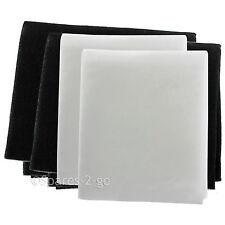 2 x grille ventilation filtres pour indesit hotte mousse filtre coupe pour taille 57cm
