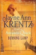Amanda Quick Burning Lamp: The Arcane Society Series: Book 8 Very Good Book