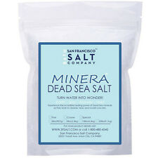 Minera® Dead Sea Salt 5lbs - Coarse Grain