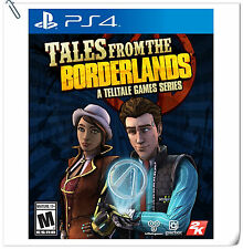 PS4 Tales from the Borderlands: A Telltale Game SONY PLAYSTATION Adventure 2K