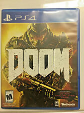 Doom For PS4 Sony PlayStation 4