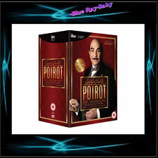 AGATHA CHRISTIE'S POIROT - COMPLETE SERIES SEASONS 1 - 13 * BRAND NEW BOXSET*