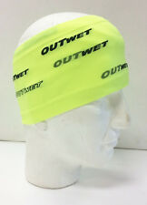 Headband in Hi Vis Yellow for Cycling, running, skiing, hiking by Outwet