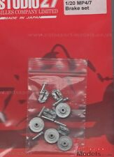 1/20 Studio 27 McLaren MP4/7 Brake detailing set to suit Tamiya kits ~ FP2099