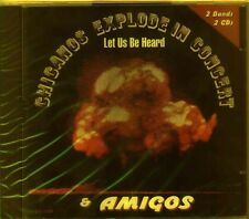 East LA CHICANOS EXPLODE IN CONCERT 1971 Latin rock psych  funk soul fusion 2 CD