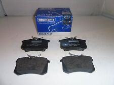 Citroen Berlingo C2 C3 C4 DS4 Xsara Picasso Rear Brake Pads Set GENUINE BRAKEFIT