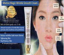 Mistine Wrinkle Smooth Cream 15 g Magic Filler Natural Young Face Skin Cosmetic