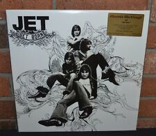 JET - Get Born, LTD Import 180 Gram SILVER VINYL + Insert Foil #'d Jacket NEW*