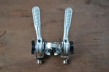 Vintage 1987 Shimano LB-150 Gear Shifters Friction Levers Band-On 28.6mm Japan