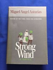 STRONG WIND - FIRST AMERICAN EDITION BY MIGUEL ANGEL ASTURIAS