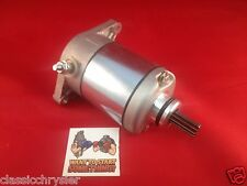 NEW Quality Replacement Starter Motor 2009 2010 Kymco MXU375   31210-PWB1-900