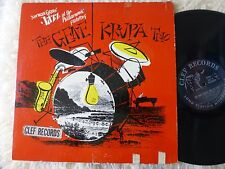 THE GENE KRUPA TRIO lp CLEF MG-C-600 DG DAVID STONE MARTIN NORMAN GRANZ