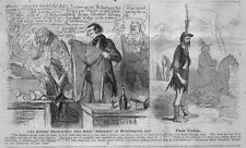 CIVIL WAR, ALBANY CONTRACTORS WHO HAVE INFLUENCE AT WASHINGTON AND THEIR VICTIM