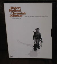 JEREMIAH JOHNSON (ROBERT REDFORD) WS & FS NEW AND SEALED