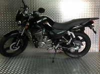 ZONTES PANTHER 125CC COMMUTER/TOURER  LEARNER LEGAL