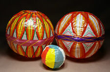 kissako O-27 Japanese Traditional Toy Paper Balloon 3 Pieces