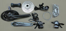 Shimano Alivio 4000 MTB Groupset complete 3x9 without Brakes NEW 2017