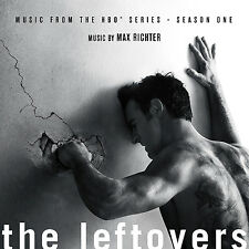 The Leftovers TV Soundtrack Vinyl - Signed by Max Richter