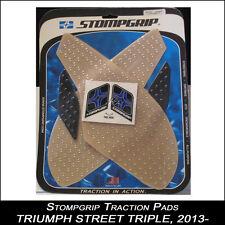 Stompgrimp cuscinetti di trazione,STREET TRIPLE TRIUMPH 675,2013 klarTankpad,