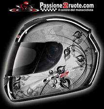casco integral casco casco moto LS2 Manga Black L