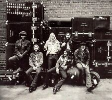 THE ALLMAN BROTHERS At Fillmore East (Deluxe Edition) CD 2 Disc Set 2003 Mercury