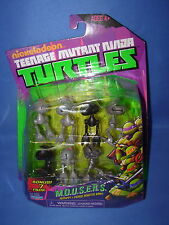 "M.O.U.S.E.R.S. 4"" Teenage Mutant Ninja Turtles TMNT Nickelodeon by Playmates"