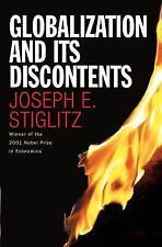 Globalization and Its Discontents, Joseph E. Stiglitz, Acceptable Book