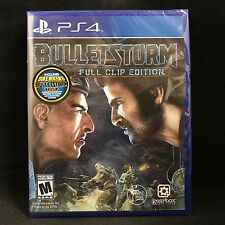 Bulletstorm: Full Clip Edition (Sony PlayStation 4, 2017) BRAND NEW