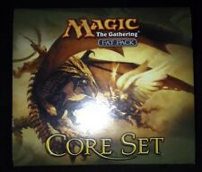 9th Edition Core Set Fat Pack Boxes +200+ Cards Manuals Foil Magic the Gathering