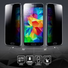 FOR SAMSUNG GALAXY s5  PRIVACY TEMPERED GLASS HD SCREEN PROTECTOR
