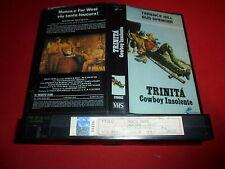1970 Lo chiamavano Trinità VHS 1st ED. PORTUGAL PAL They Call Me Trinity RARE