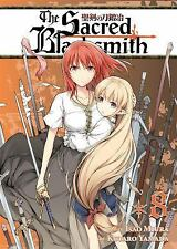 The Sacred Blacksmith: The Sacred Blacksmith Vol. 8 by Isao Miura (2015,...