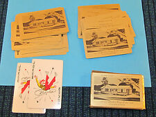 Vintage Bridge Playing Cards Deck Board Game La Vista Nebraska