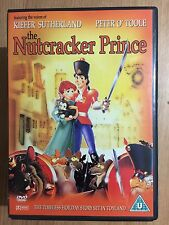 Kiefer Sutherland Peter O'Toole NUTCRACKER PRINCE ~ 1990 Animated Classic | DVD