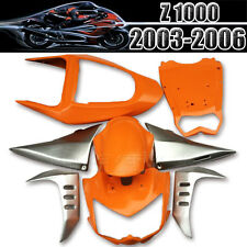 Bodywork Fairing For Kawasaki Z1000 Z 1000 2003-2006 2004 2005 ABS Plastic 【2】