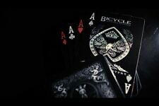 Bicycle Ellusionist Shadow Masters Invisible Deck Magic US Playing Cards New