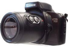 Canon EOS 700 Fotocamera SLR Con Canon Zoom 35-70mm f/4-5.6 OBIETTIVO ZOOM DI POTENZA-f10