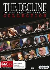 The Decline of Western Civilization DVD Collection DVD NEW