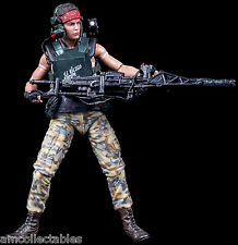 "NECA ALIENS - PRIVATE JENETTE VASQUEZ - 7"" ACTION FIGURE - ALIEN - NIP"