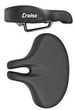 "ISM CRUISE SUPER WIDE ERGO ANATOMIC COMFORT BIKE BICYCLE SADDLE SEAT 11.4"""