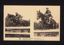 37875/ AK - Equitation-Cavalerie - Sauts dobstacles. - *
