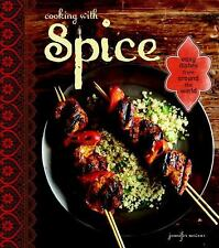 NEW - Cooking with Spice: Easy Dishes From Around the World