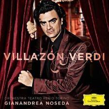 ROLANDO VILLAZON/ORCHESTRA DEL TEATRO REGIO DI TORINO - VILLAZON VERDI  CD NEU