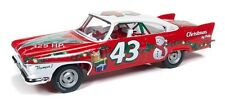 Auto World 1:24 Richard Petty 1960 Plymouth Fury Die-Cast Car AW24003