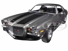 1970 CHEVROLET CAMARO Z/28 GALAXY GRAY 1/18 LIMITED TO 1250pc AUTOWORLD AMM1044