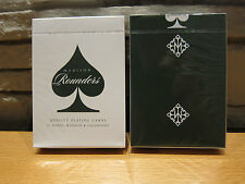 Madison Rounders Green Playing Cards by Ellusionist
