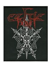 Celtic FROST-MORBID Valle-ricamate/patch-Nuovo - #1800