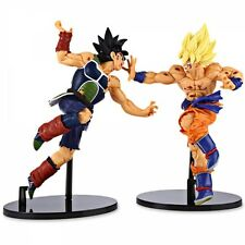 ACTION FIGURE TOY DRAGON BALL Z GT 2PCS 20CM GOKU AND KAKAROTH SUPER SAIYAN