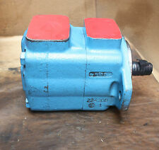 Vickers 25VQ21A 1C20 Fixed Displacement Hydraulic Vane Pump 4.12in³r 38gpm